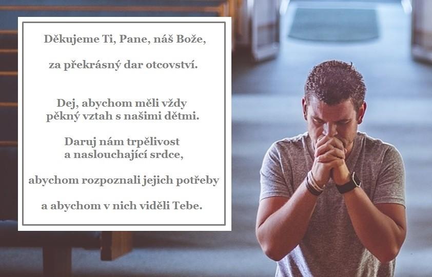 modlitby otcu